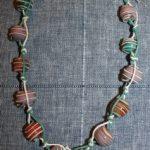 sieraden van eigen gemaakte kralen 10 juli 08 045