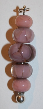 sieraden van eigen gemaakte kralen juli 08 011